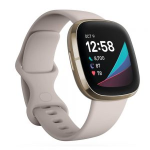 Fitbit Sense Fitness Wristband Heart Rate Tracker
